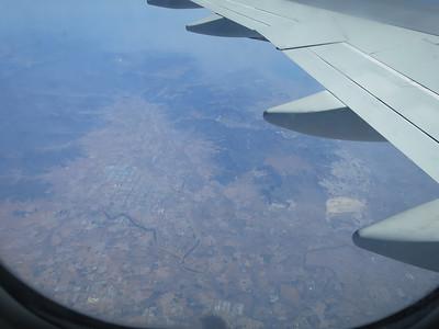 Vliegen boven China