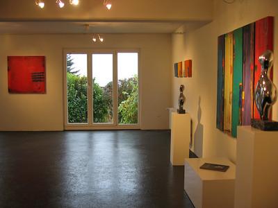 Halde Gallerie, Widen, Switzerland, October 2007
