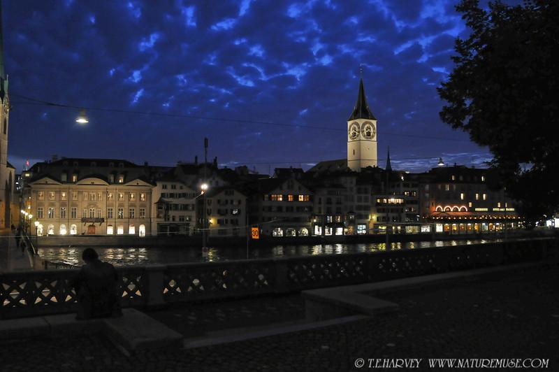 Zurich Evening
