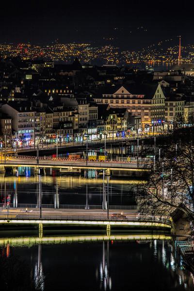 Zurich at Night