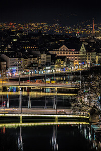 Zurich at Night