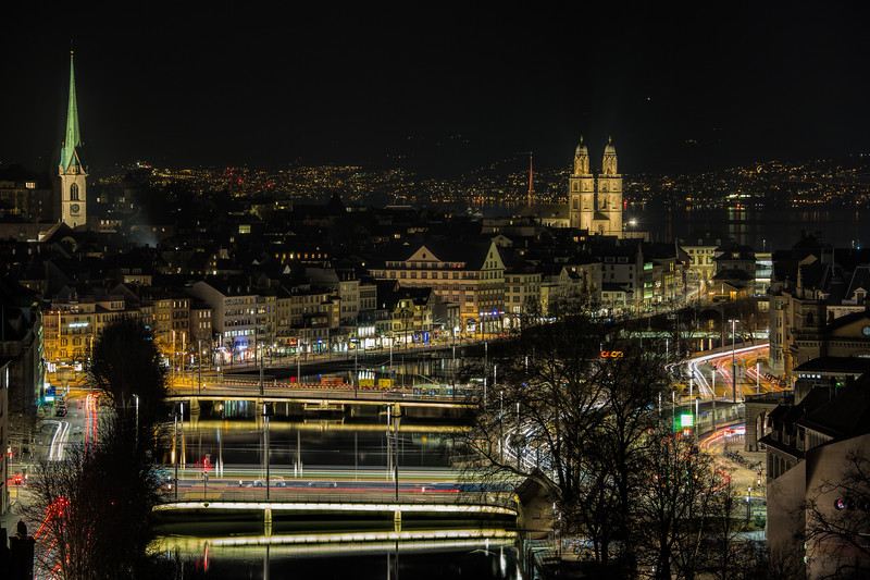 Zurich at Night #2