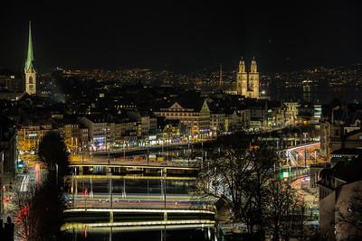 Zurich at Night #2