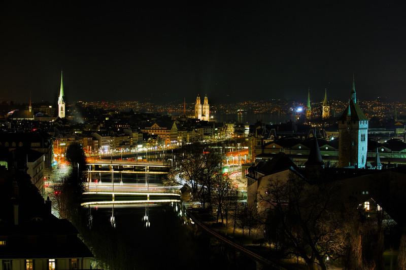 Zurich at Night #3