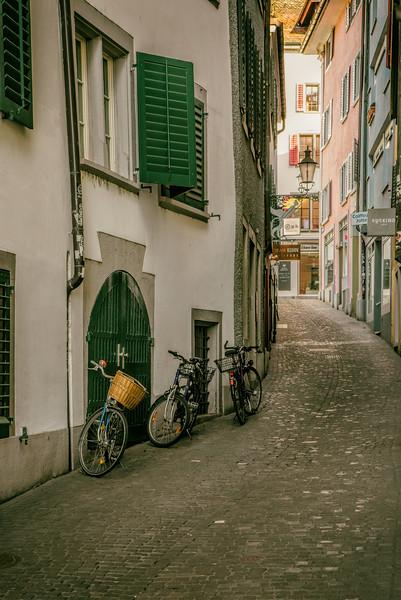 Zurich Bicycle #2