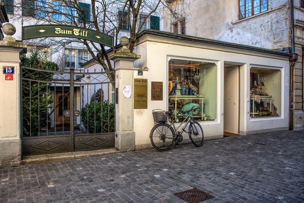 Zurich Bicycle #1