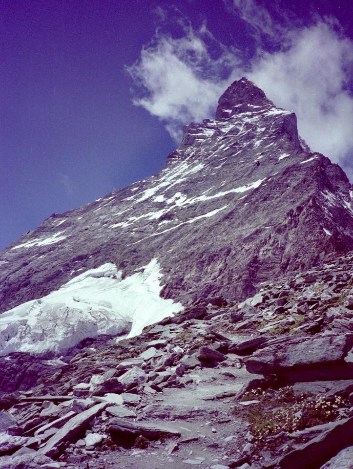 Tot 3260 meter