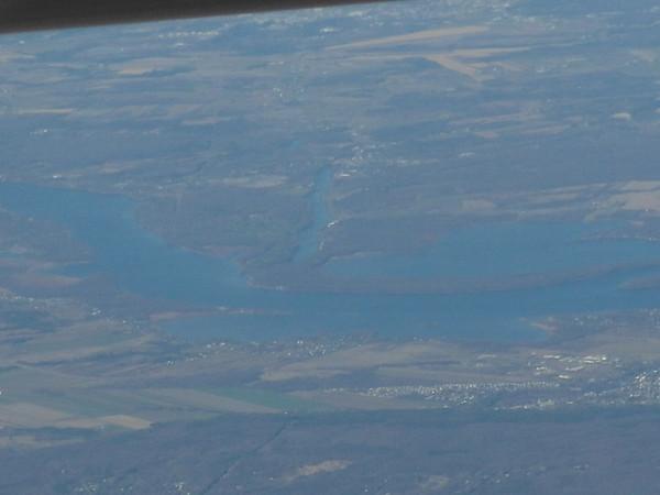 Confluent, Rivière Petite NAtion et Rivière des Outaouais