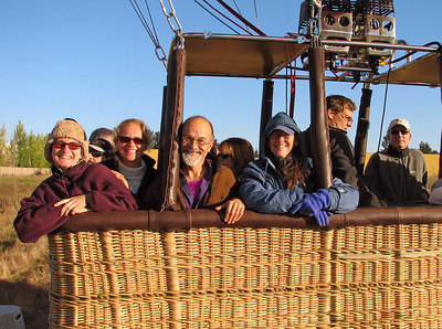 2006 a balloon ride