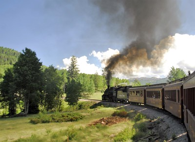 Cumbres &Toltec Scenic Railroad