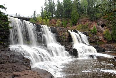 Gooseberry Falls. MN