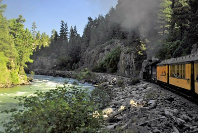Durango and Silverton Narrow Gauge Railway