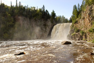 High Falls. MN