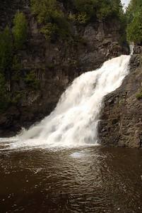 Caribou Falls. MN