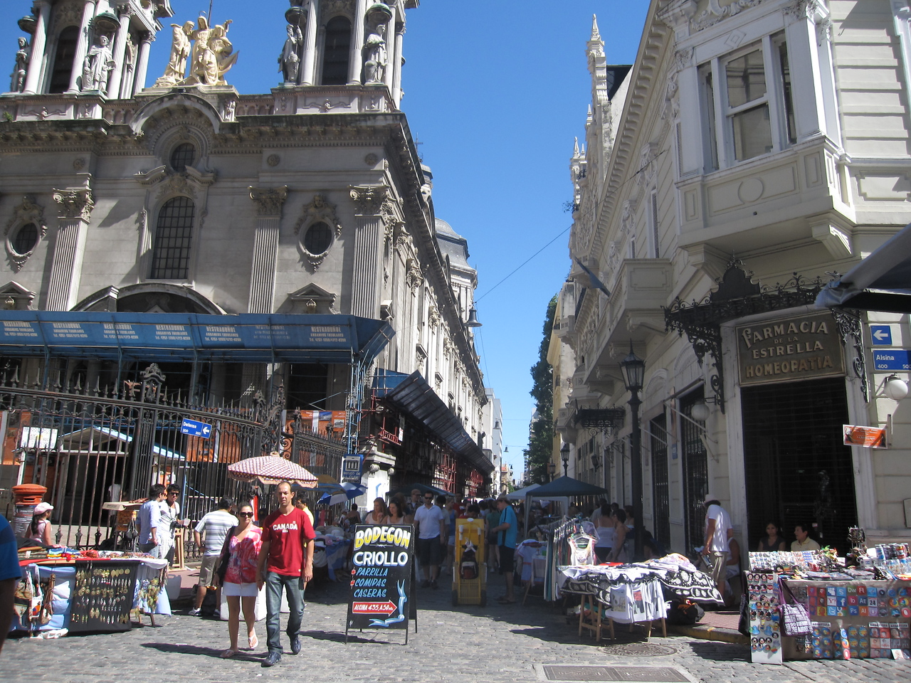 Buenos Aires is like Europe, only with less jet lag.