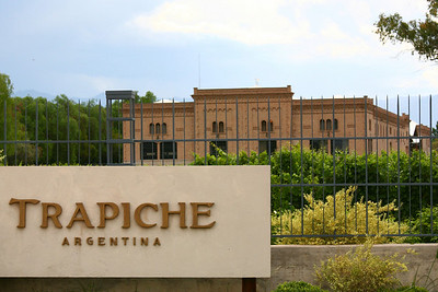 "Trapiche -- ""wine that tastes just as mediocre in South America as it does in North America"""