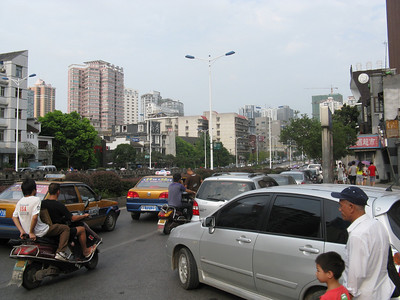 Changsha traffic
