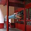 Dragon bell-ringer in Kaifu Temple