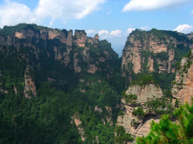 Day 8: Zhang Jiajie Park  - 134