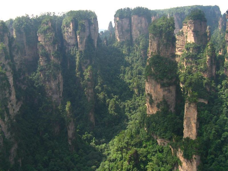 Day 8: Zhang Jiajie Park  - 128