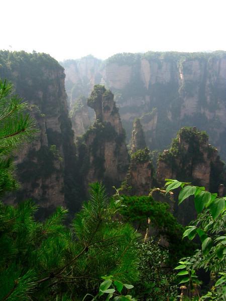 Day 8: Zhang Jiajie Park  - 060