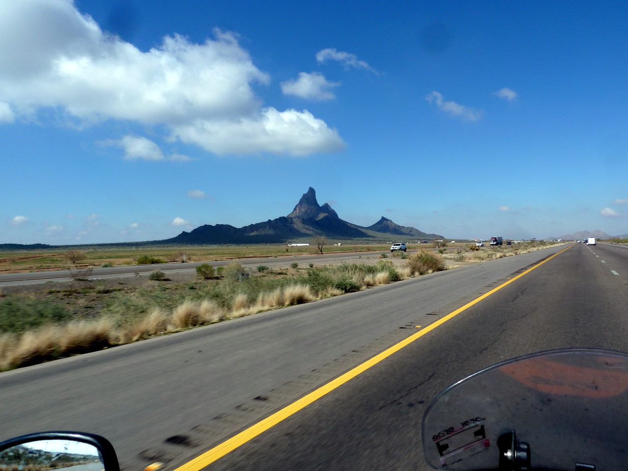 Cool Coyote/Roadrunner style terrain.