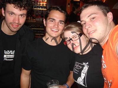 bas, jon, nicki, and alewyn