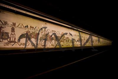 Tapisserie de Bayeux, Bayeux