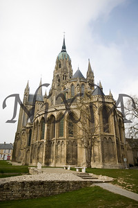 Cathedrale Notre-Dame de Bayeux, Bayeux