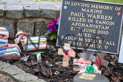 Garden of Remembrance, Commando Memorial, Spean Bridge
