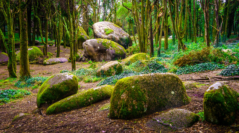 Original Sintra Peninha Megalithic Stones Photography 4 By Messagez com