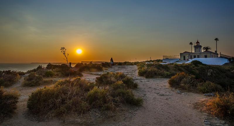 Algarve Sunset Beauty Photography By Messagez.com