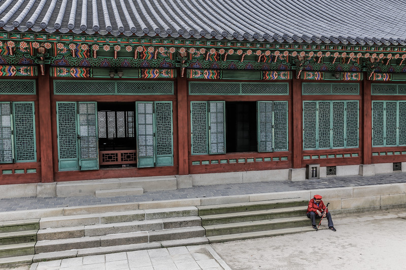 Changdeokgung Reflection