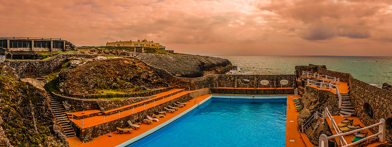 The Atlantic Pool Panorama Photography By Messagez com