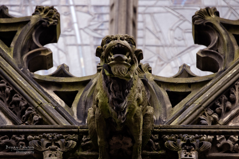 Scottish Gargoyle