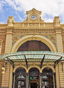 Train Station - Cartagena Spain