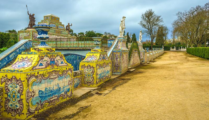 Queluz National Palace Art Photography 19 By Messagez com