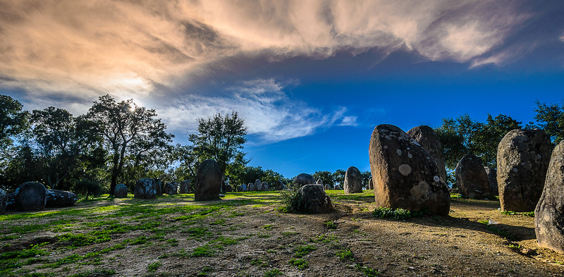 Portugal Cromlech of the Almendres Megalithic Magic Photography 3 By Messagez com