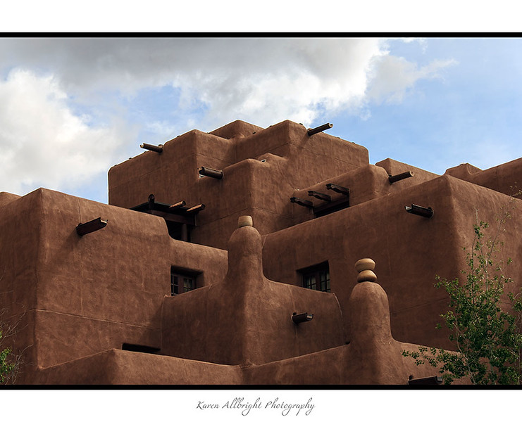 Inn and Spa at Loretto, Santa Fe, New Mexico