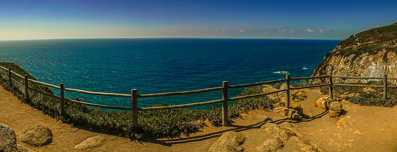 Best of Portugal Cape Roca Panorama Photography 2 By Messagez com