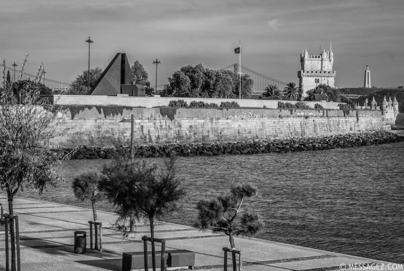 Original Lisbon Monuments View Photography Messagez com