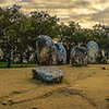 Portugal Cromlech of the Almendres Megalithic Magic Panorama Photography 40 By Messagez com