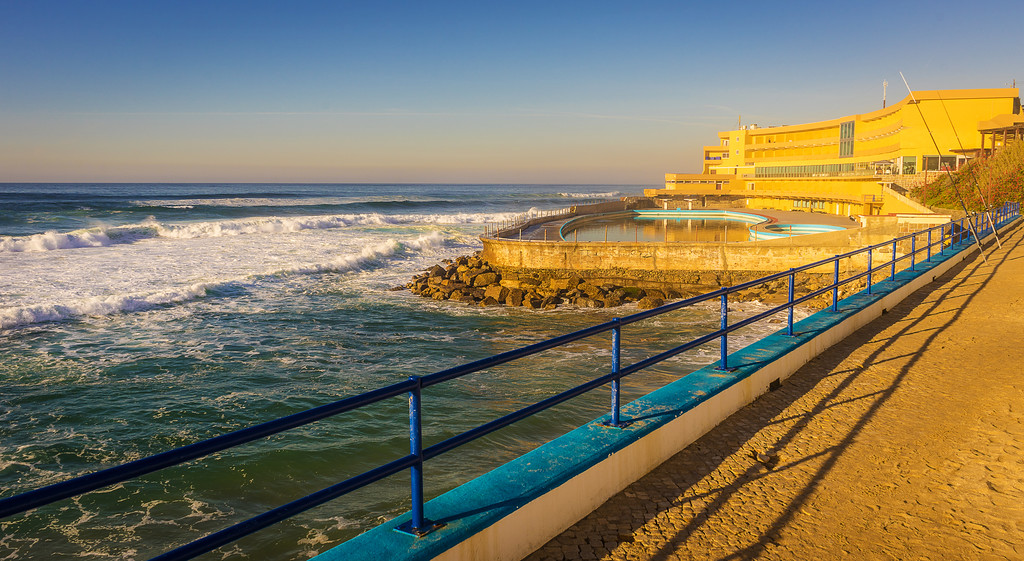 Sintra Ocean Pool Photography By Messagez com