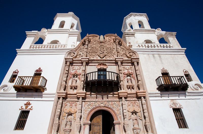 San Javier Mission, Arizona