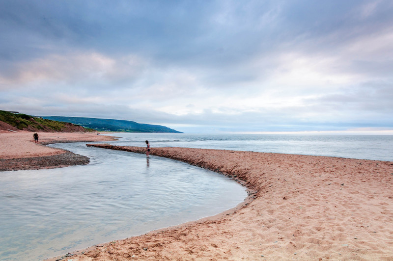Inverness NS Beach