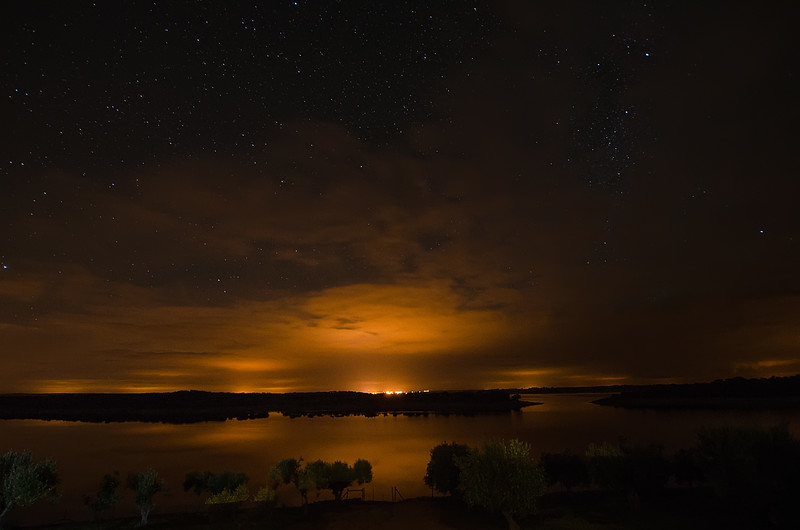 Alentejo Portugal Night Sky Photography By Messagez com