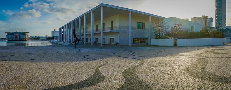 Original Lisbon Panorama Art Photography By Messagez com