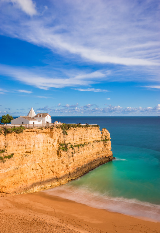 Unique Portugal Algarve Sacred Beach by Messagez.com