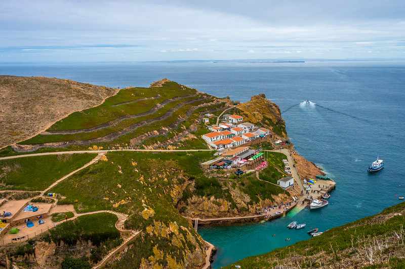 Berlenga Island  Portugal Landscape Photography 2 By Messagez com