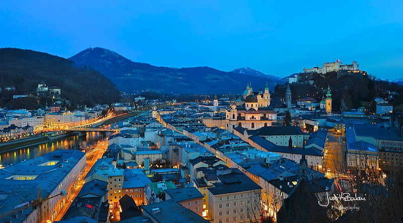 Salzburg , Austria